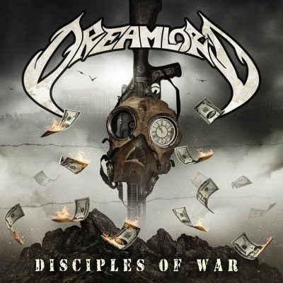 "DREAMLORD: Neues Thrash Album ""Disciples Of War"" aus Griechenland"