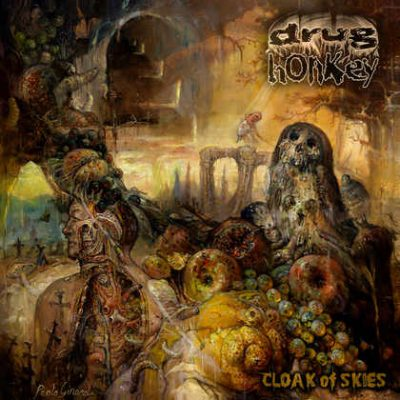 "DRUG HONKEY: Video-Clip vom ""Cloak of Skies""-Album"