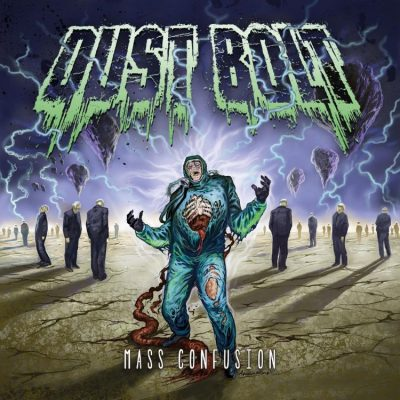 "DUST BOLT: Video zum Song ""Exit"""