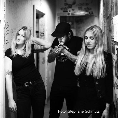 """E-L-R: Labeldeal bei Prophecy für neues """"Mænad"""" Album"""