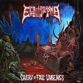 "ECTOPLASMA: Video vom ""Cavern of Foul Unbeings""-Album"