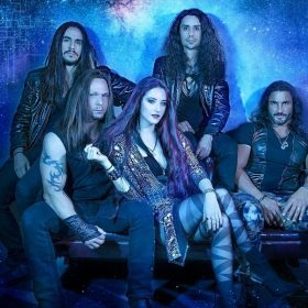 "EDGE OF PARADISE: Video-Clip vom neuen Modern Melodic Album ""Universe"""