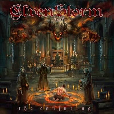 "ELVENSTORM: Lyric-Video vom ""The Conjuring"" Album"