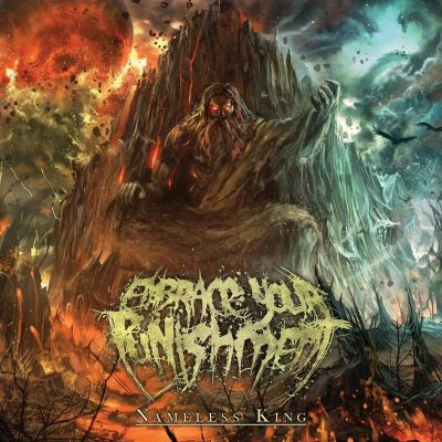 "EMBRACE YOUR PUNISHMENT: Track vom ""Nameless King"" Album"