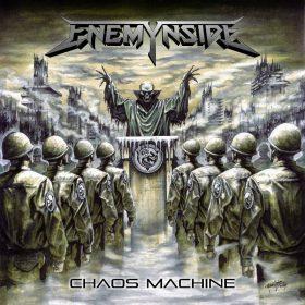 """ENEMYNSIDE: Lyric-Video vom neuen Thrash Album """"Chaos Machine"""""""