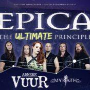 Tourdaten: EPICA, VUUR