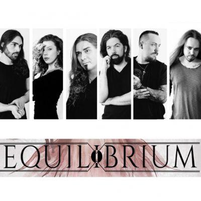 """EQUILIBRIUM:veröffentlichen ihr sechstes Album """"Renegades"""" im Sommer"""