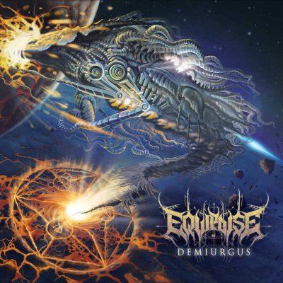 """EQUIPOISE: Track vom Progressive Death Metal-Album """"Demiurgus"""""""