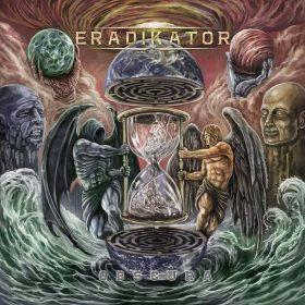"""ERADIKATOR: zweiter Video-Clip vom neuen Album """"Obscura"""""""