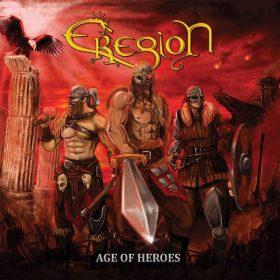 """EREGION: Track vom neuen Power Metal-Album """"Age Of Heroes"""""""