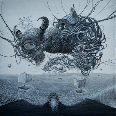 "ESOGENESI: debütieren mit Death-Doom Album ""Self Titled"""