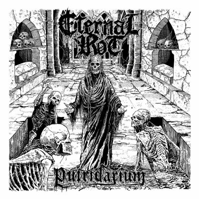 "ETERNAL ROT: streamen neues Death Metal Album ""Putridarium"""
