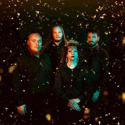 "ETHEREAL KINGDOMS: Neues Symphonic Metal Album ""Hollow Mirror"" aus Dänemark"
