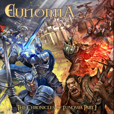 "EUNOMIA: Video vom ""The Chronicles of Eunomia Part I"" Album"