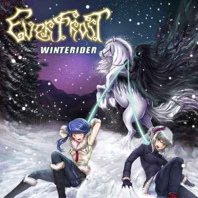 "EVERFROST: Video-Clip vom neuen ""Winterider"" Album"