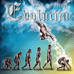"EVOLUCIJA: Neues Album ""Hunt"""