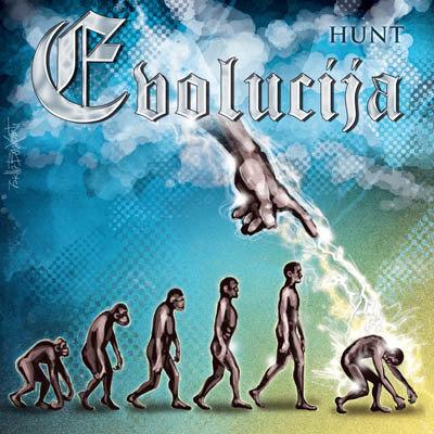 """EVOLUCIJA: Neues Album """"Hunt"""""""