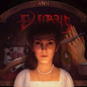 "EX LIBRIS: Lyric-Video von der ""Ann – Chapter 2 – Anastasia Romanova"" EP"