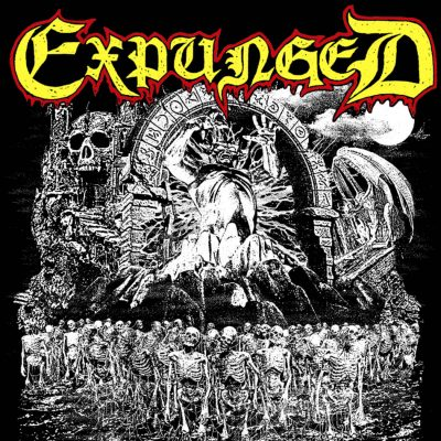 "EXPUNGED: neue Death Metal EP ""Expunged"" aus Kanada"
