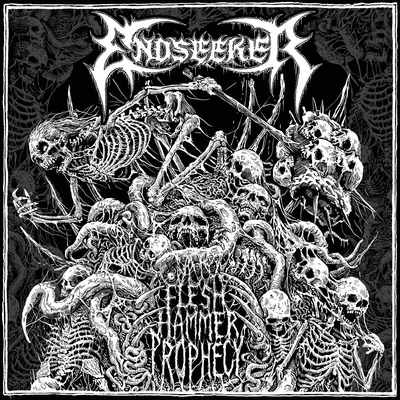 "ENDSEEKER: streamen ""Flesh Hammer Prophecy""-Album"