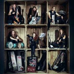 "EPICA: Video-Clip zu ""The Solace System"""