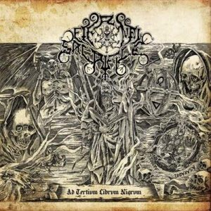 "ETERNAL SACRIFICE: Lyric-Video vom ""Ad Tertivm Librvm Nigrvm"" Album"