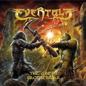 "EVERTALE: Lyric-Video zu ""Chapter 666 (We Are The Hammer)"""