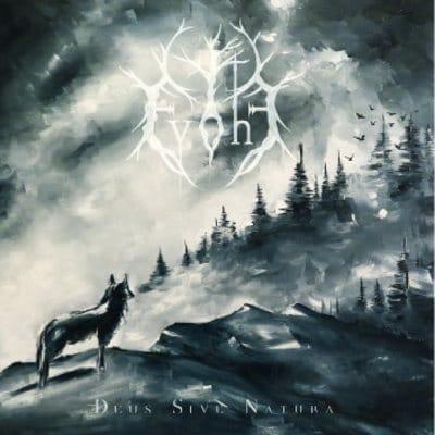 "EVOHÉ: kündigen Pagan Metal Album ""Deus Sive Natura"" an"