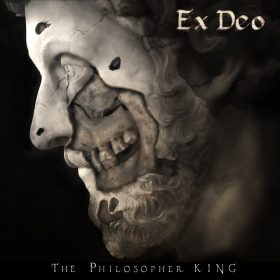 "EX DEO: neuer Song ""The Philosopher King"""