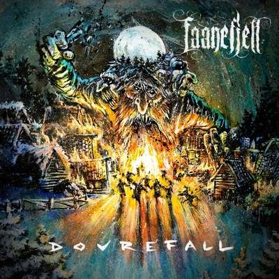 "FAANEFJELL: Lyric-Video vom ""Dovrefall"" Album"