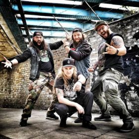 "FATEFUL FINALITY: Video-Clip vom neuen Thrash Album ""Executor"" und Tour"