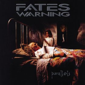 Fastes Warning - Parallels - CD-Cover