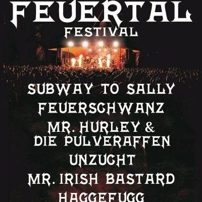 FEUERTAL FESTIVAL 2019: Trailer zum Mittelalter Rock-Festival online