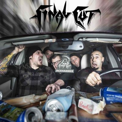 """FINAL CUT: Weiterer Track vom """"Jackhammer"""" Album"""