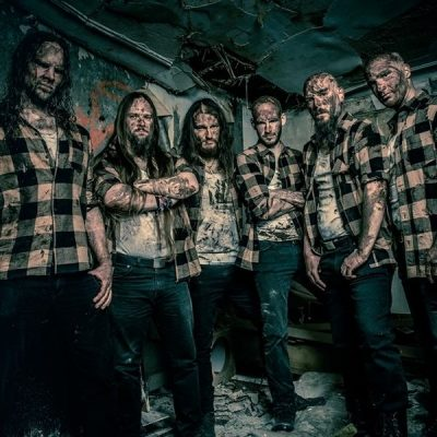 "FINSTERFORST: Titeltrack vom neuen Album ""Zerfall"" als Video-Clip"