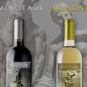 FLESHGOD APOCALPYSE: eigener Wein im Angebot