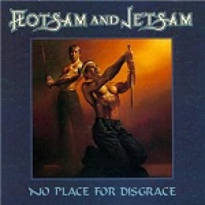 FLOTSAM & JETSAM: Fundraising für ´No Place for Disgrace 2014´