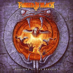 """FORGED IN BLACK: Video-Clip vom """"Descent of the Serpent"""" Album"""