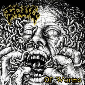 "FOUL: Stream von der Death-Doom EP ""Of Worms"""