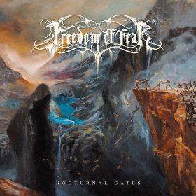 """FREEDOM OF FEAR: weiterer Video-Clip vom """"Nocturnal Gates"""" Debütalbum"""