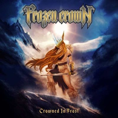 "FROZEN CROWN: Video-Clip vom ""Crowned In Frost"" Album"