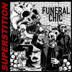 """FUNERAL CHIC: streamen """"Superstition"""" Album"""