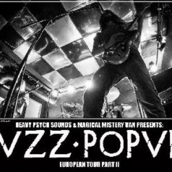 """FVZZ POPVLI: wieder auf """"Fvzz Dei European Tour"""""""