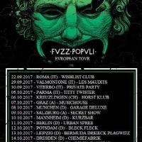 FVZZ POPVLI: Tourdaten