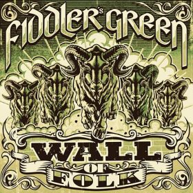 "FIDDLER´S GREEN: ""Wall Of Folk"" – neues Album im September"