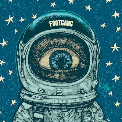 FOOTGANG: Paralyzer [EP] [Eigenproduktion]