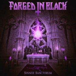 FORGED IN BLACK: Sinner Sanctorum [EP] [Eigenproduktion]