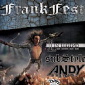 FRANKFEST 2012: Konzert mit IN LEGEND, SUBSTYLE, ANDY BRINGS
