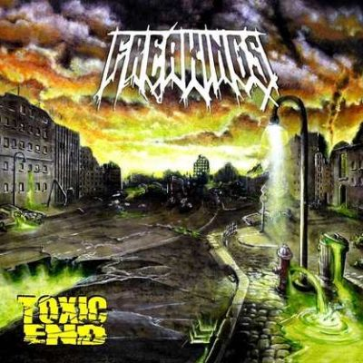 "FREAKINGS: streamen Tracks vom ""Toxic End""-Album"