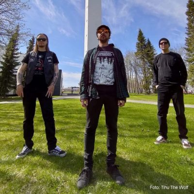 """FUNERAL FOR TWO: Video von neuer Doom Metal EP """"Funeral For Two"""""""